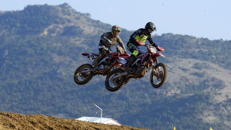 Dünyanın en iyi motokrosçuları Afyon'a geliyor