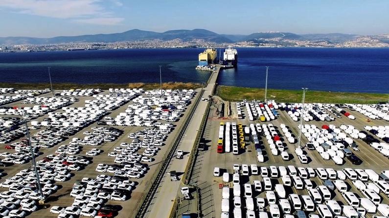 Otomotivde rekor ihracat