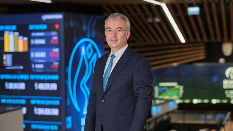 Borsa İstanbul Genel Müdürü Korkmaz Ergun, Dünya Borsalar Federasyonu yönetiminde