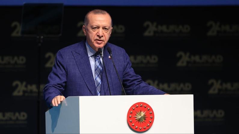 Erdoğan: 2023 hedeflerine sabotajlara rağmen adım adım yaklaşıyoruz