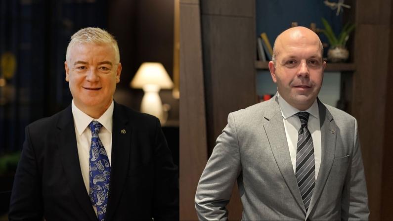 Dedeman'a iki yeni genel müdür