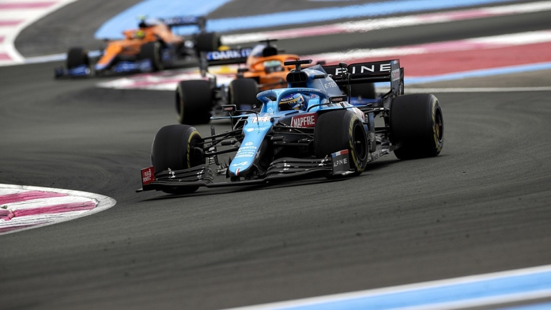 Alpine F1 Takımı İstanbul'da heyecanlı bir macera için hazır