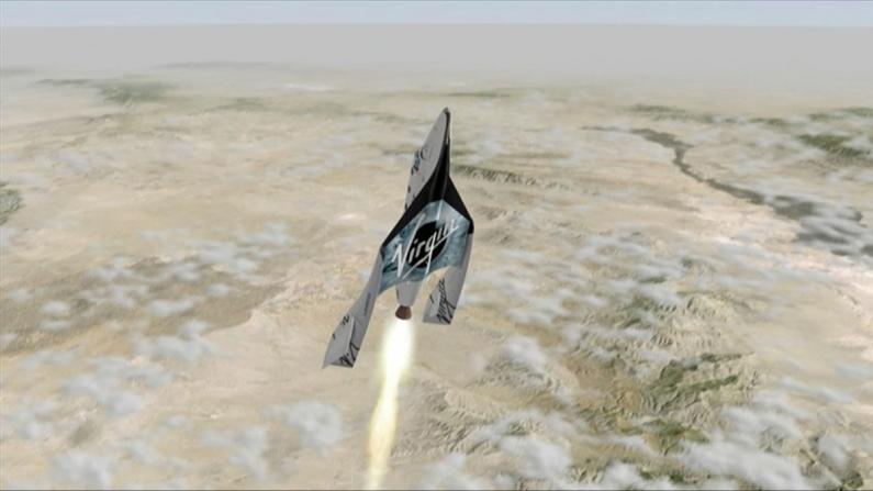 Virgin Galactic uzay yolculuğuna HAVELSAN ile hazırlanıyor