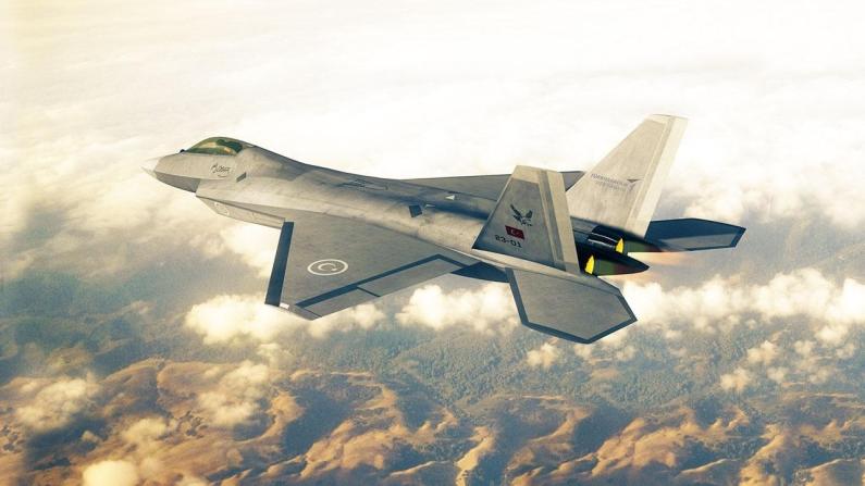 Milli Muharip Uçak'ın tasarımı için dijital ikiz çalışmaları başladı