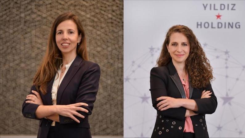 Yıldız Holding'de üst düzey iki kadın yönetici ataması