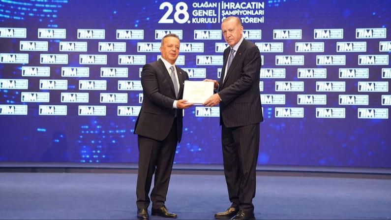 Gülle: Türkiye bugün artık üretim ve ihracatta yapısal bir değişimin, güçlü bir şahlanışın eşiğinde