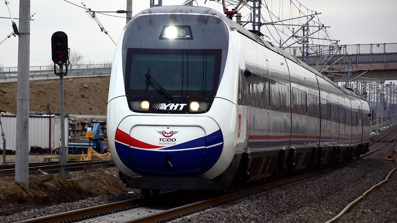 TCDD Avrupa'nın 6'ncı, dünyanın da 8'inci yüksek hızlı tren işletmecisi oldu