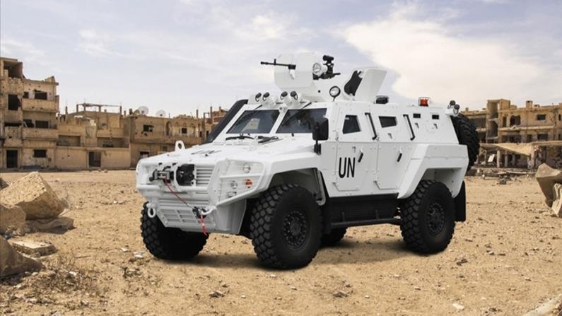 Zırhlı Otokar araçları yeni görevlere hazır