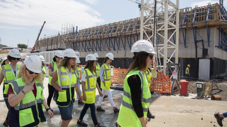 SOCAR Türkiye, mühendis kızlara desteğini artırıyor