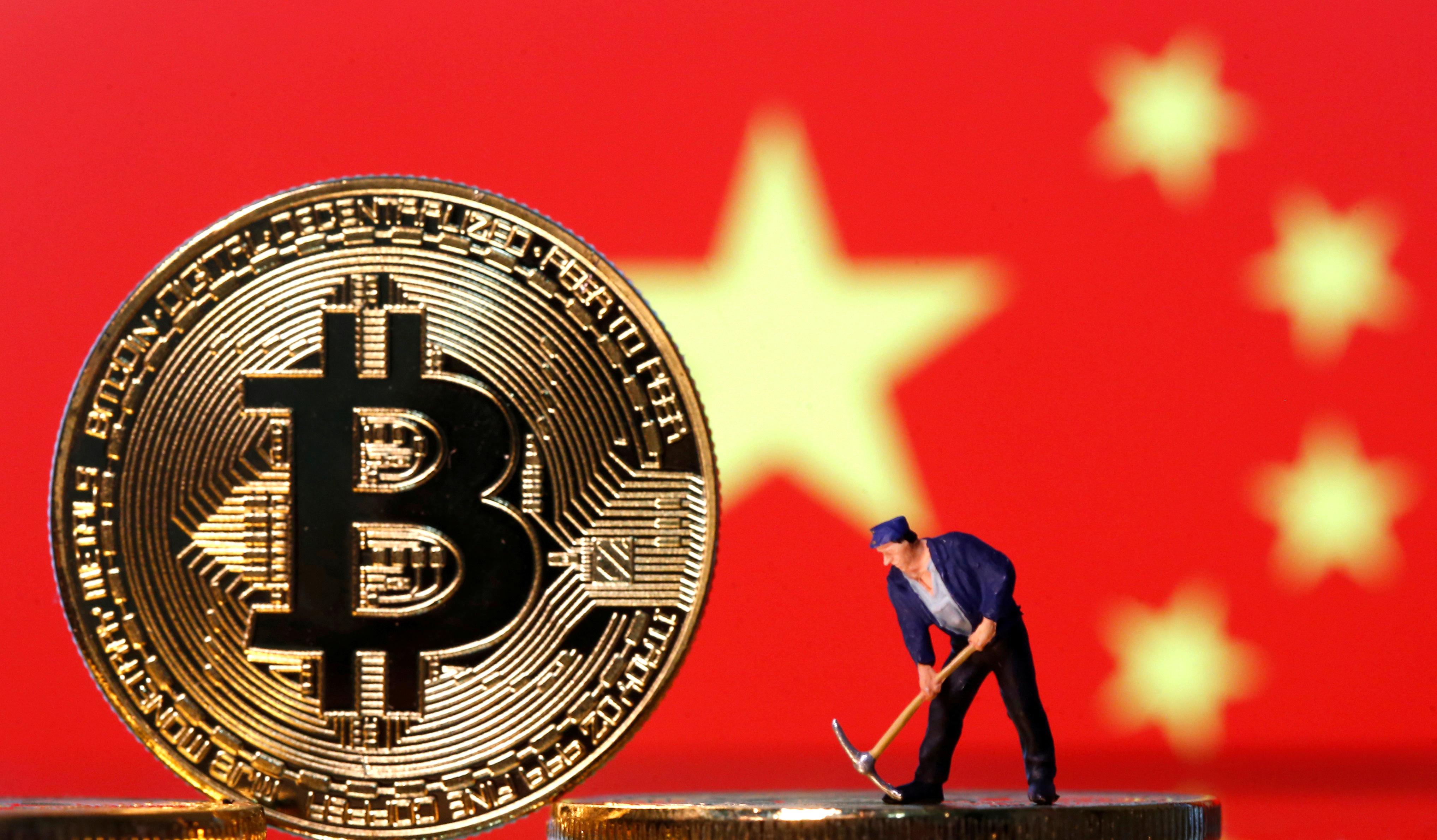 Çin kripto paralarla ilgili tüm işlemleri yasakladı