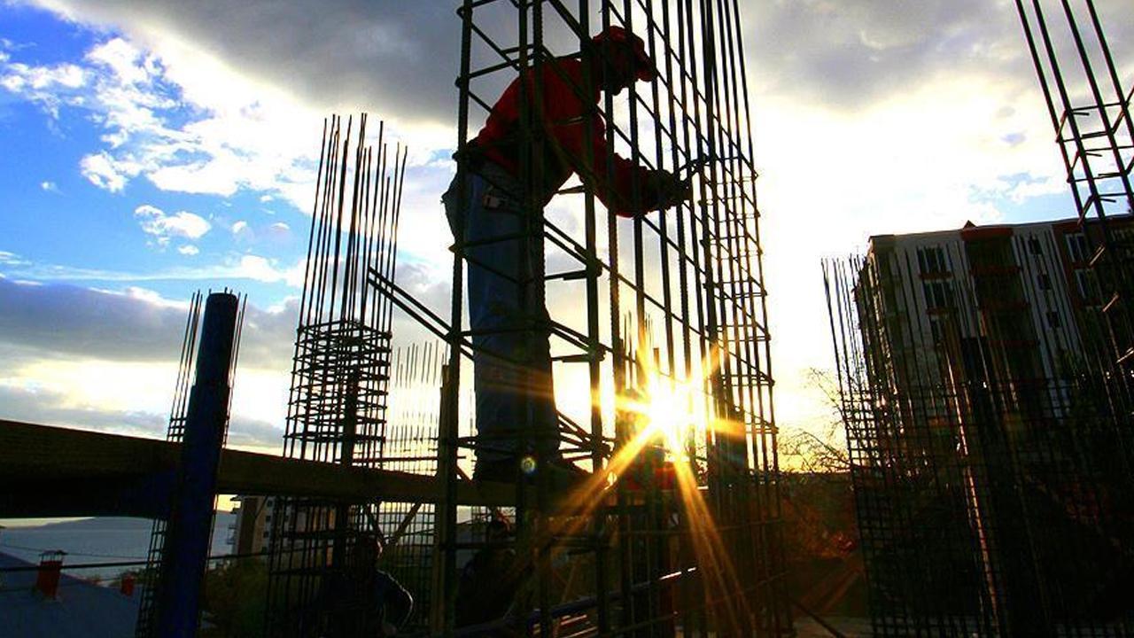 Müteahhitler inşaat eylemini sona erdirdi