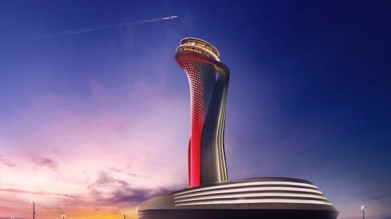 Avrupa'nın en yoğun havalimanı  İstanbul Havalimanı