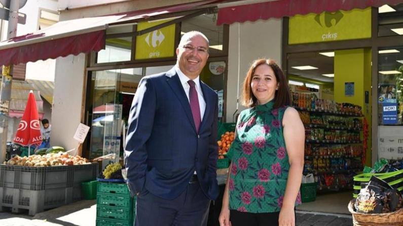 CarrefourSA'dan esnafa işini büyütme fırsatı