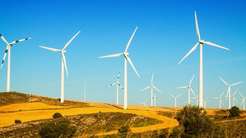 İlk rüzgar türbini 2023'te üretime başlayacak