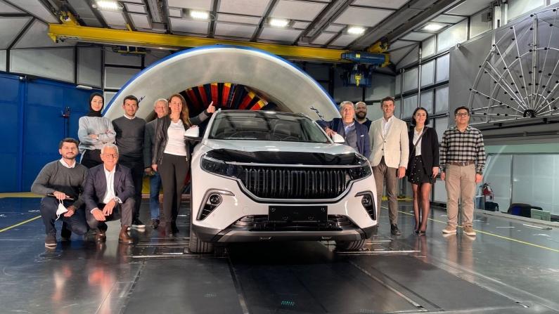 Yerli otomobil TOGG'un prototipinde değişiklik