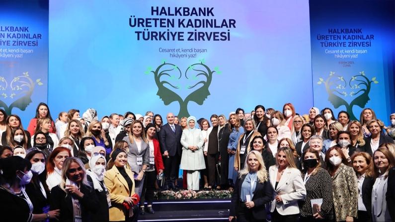 Halbank'ta hedef 100 bin kadın girişimci