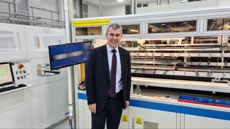 HSA Enerji'den güneş panellerinde Türkiye'de bir ilk