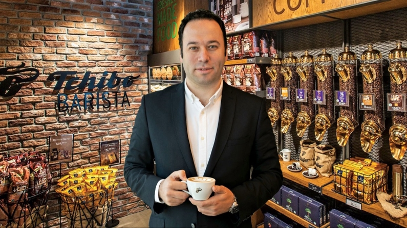 Tchibo, 16 yıldır kahve tutkusuyla büyüyor