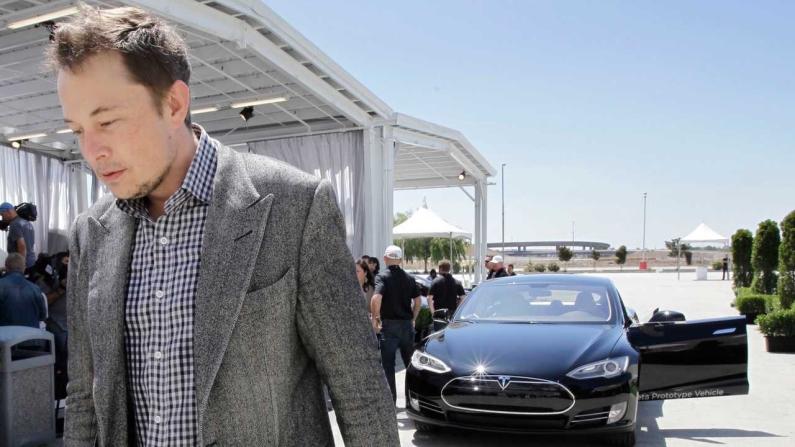 Tesla taşınıyor