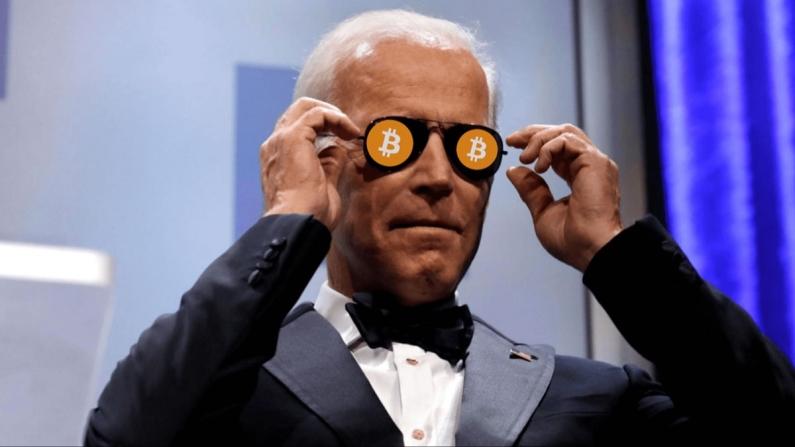 Biden, Bitcoin'e al atıyor