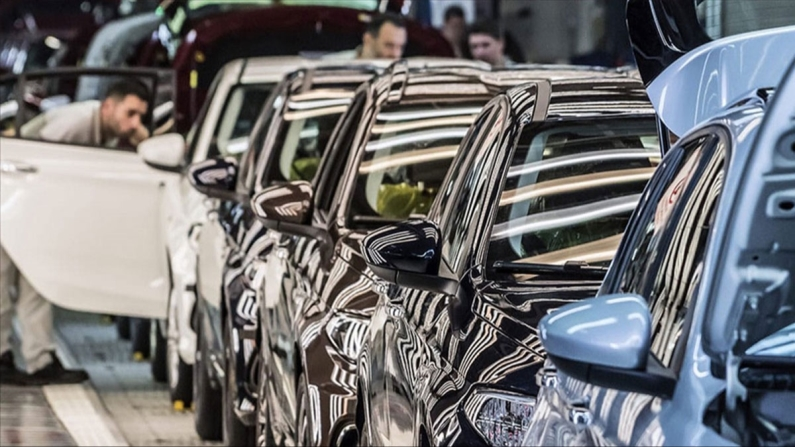 Fransa, İtalya ve Almanya'ya otomobil ihracatı yükselişte