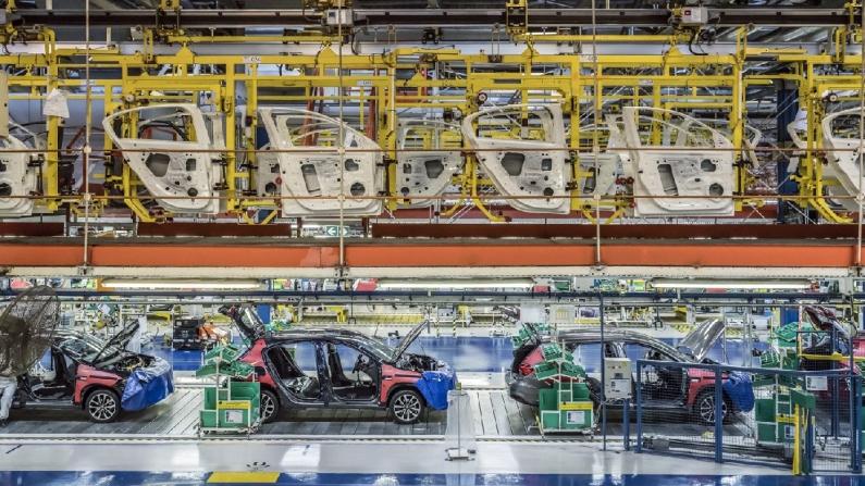 Otomotivde hem ihracat hem de üretim arttı