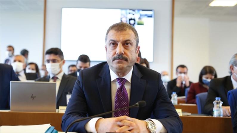 TCMB Başkanı Kavcıoğlu TBMM Plan ve Bütçe Komisyonu'nda konuştu