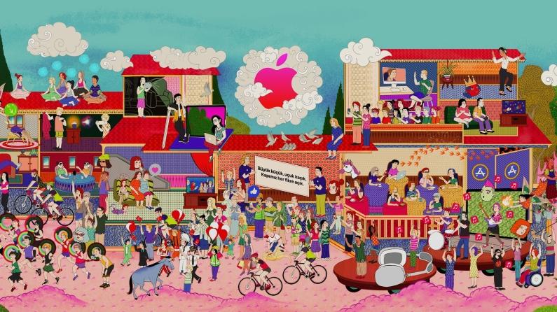 Türkiye'nin üçüncü Apple Store'u Bağdat Caddesi'nde açılıyor