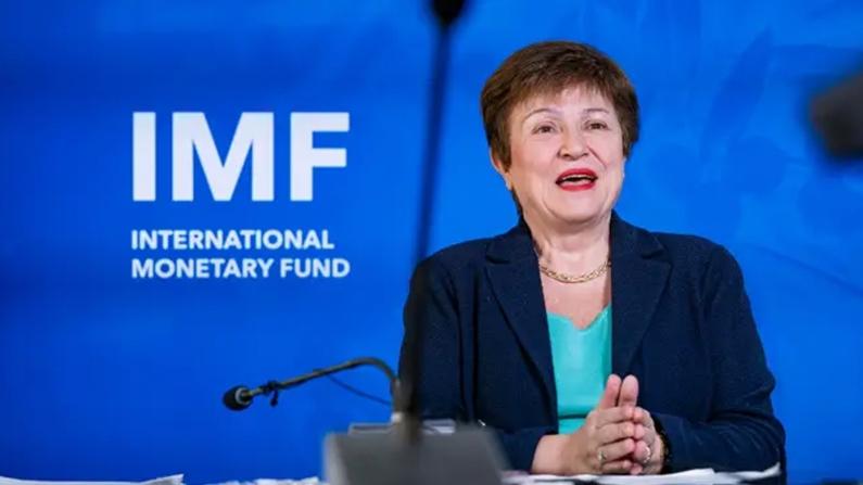 IMF'den Georgieva kararı