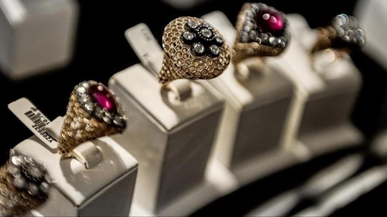 Mücevher ihracatı yüzde 58 arttı