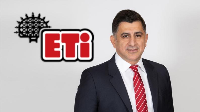 Eti Satış Grup Başkanı Ercan Öz oldu