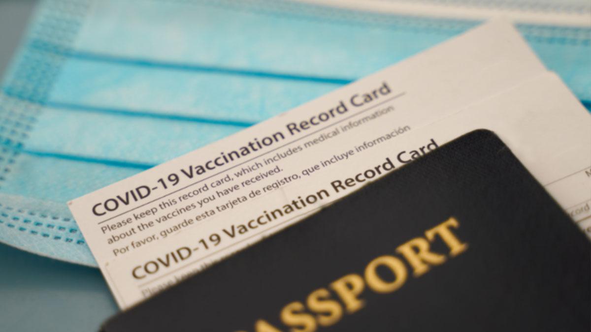 AB ve 12 ülkeyle aşı kartını karşılıklı tanıdık