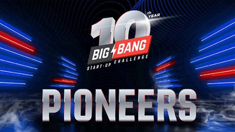 Big Bang'de öncü girişimler sahne alacak