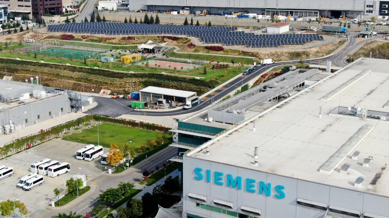 Siemens Türkiye, GES tesisiyle yılda 1616 ağacı kurtaracak
