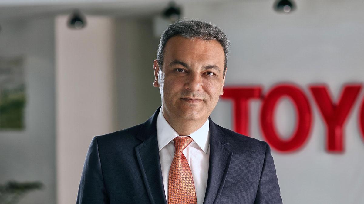 Toyota CEO'su Bozkurt: Bugün araç bulan alsın