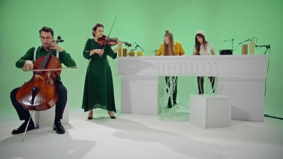 Pastavilla, makarnayı müziğe dönüştürdü