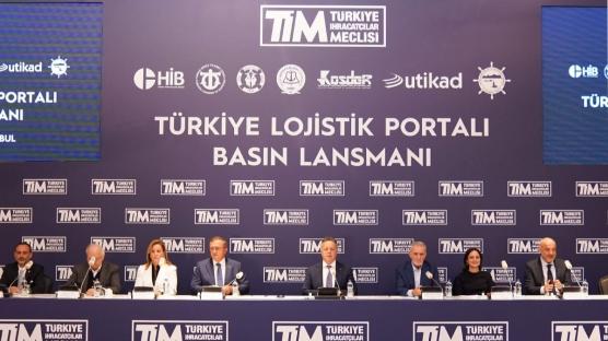"""TİM'den """"Türkiye Lojistik Portalı"""" hamlesi"""